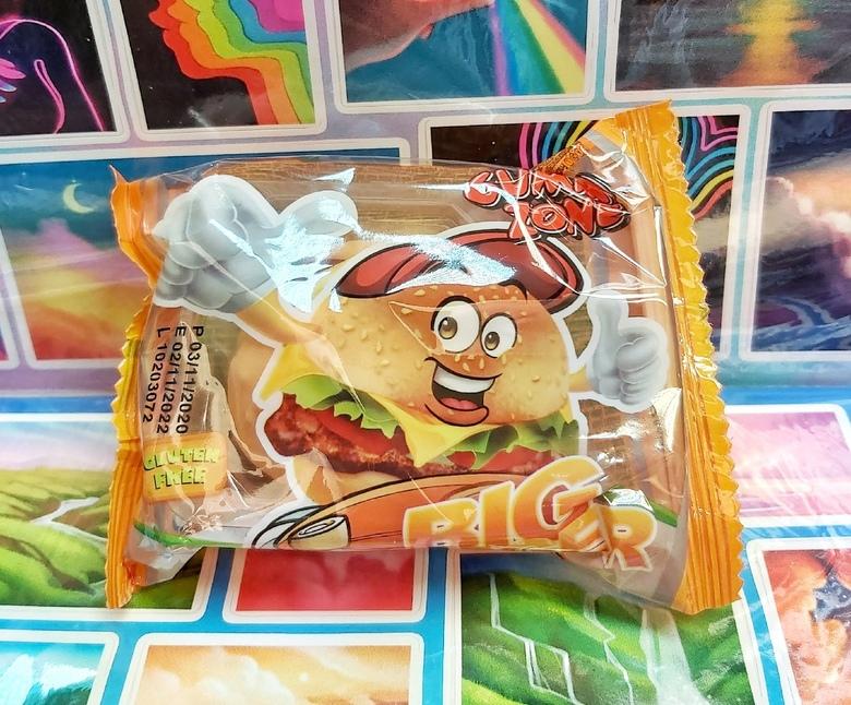 Мармелад Большой Бургер/Big Burger