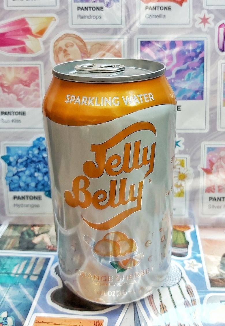 Напиток газированный Джелли Белли Апельсиновый Шербет