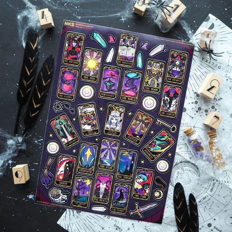PACK TAROT CARDS