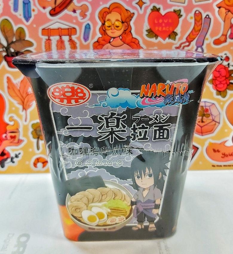 "Лапша ""Naruto"" морепродукты и карри"