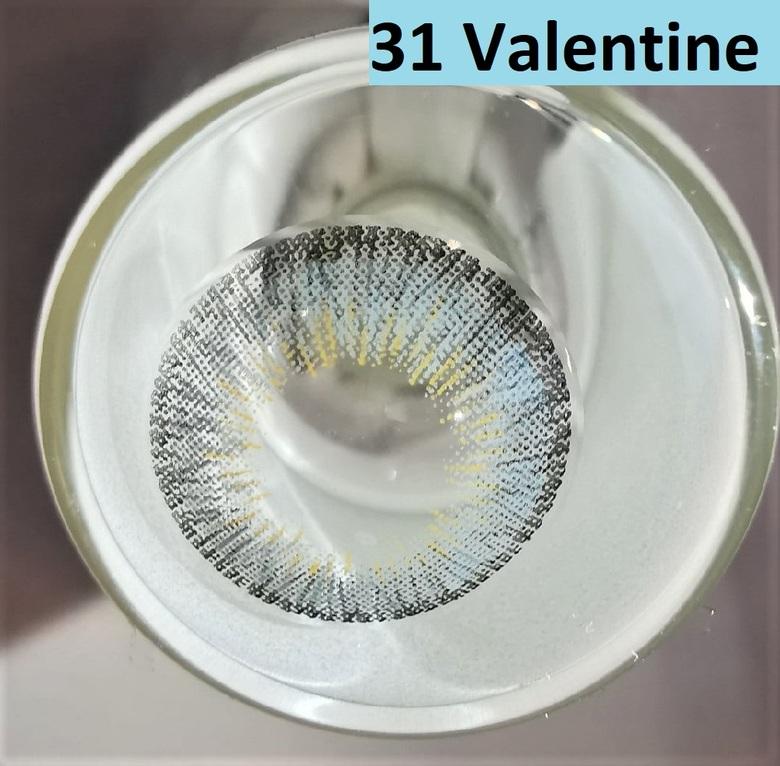 Линзы Серые (31 Valentine)