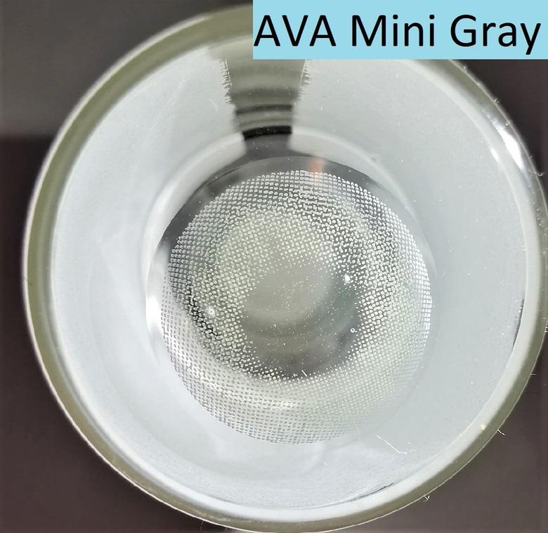 Линзы Серые (AVA Mini Gray)