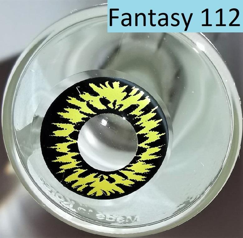 Линзы Fantasy 112