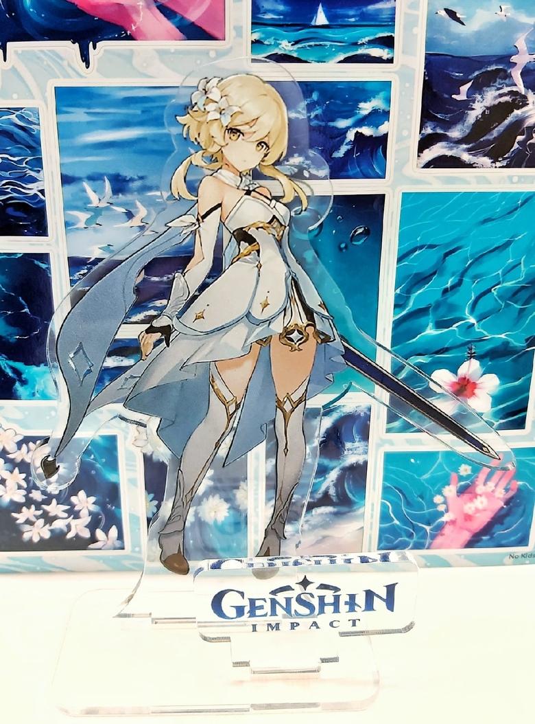 Фигурка Genshin Impact (9)