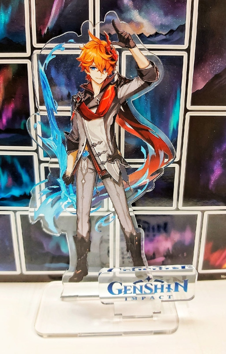 Фигурка Genshin Impact (13)