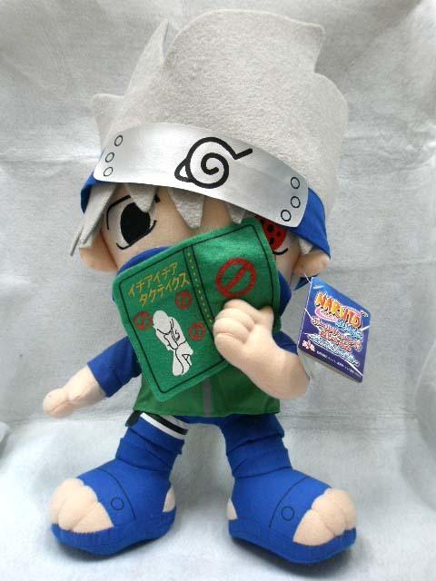 Мягкая игрушка Наруто/Naruto (Какаши)