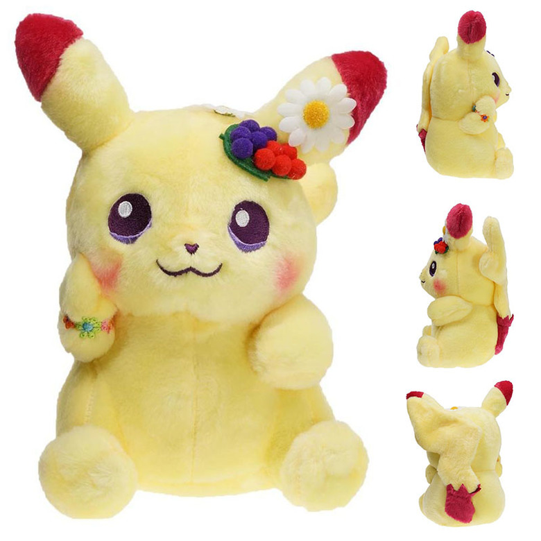 Мягкая игрушка Покемон/Pokemon (Пикачу)