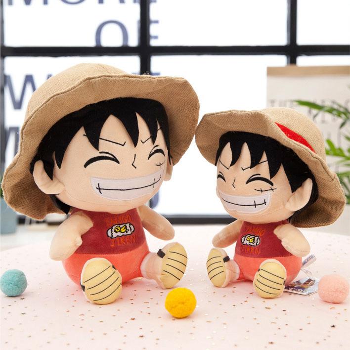 Мягкая игрушка Ван Пис/One Piece (Луффи)