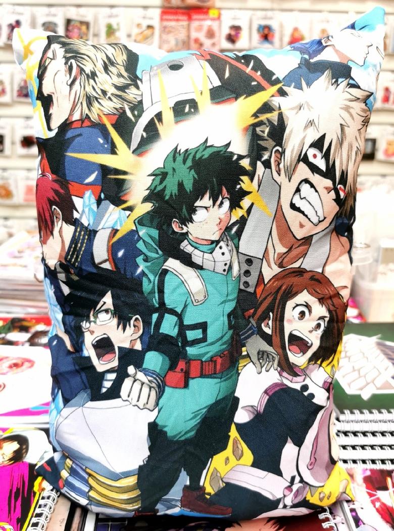 Декоративная подушка Моя геройская академия/Boku no Hero Academia (2)