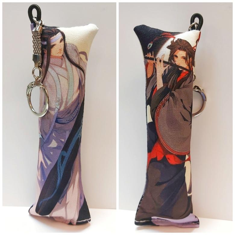 Декоративная мини-дакимакура Магистр дьявольского культа/Mo Dao Zu Shi (3)