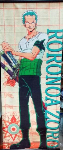 Тканевый плакат Ван Пис/One Piece