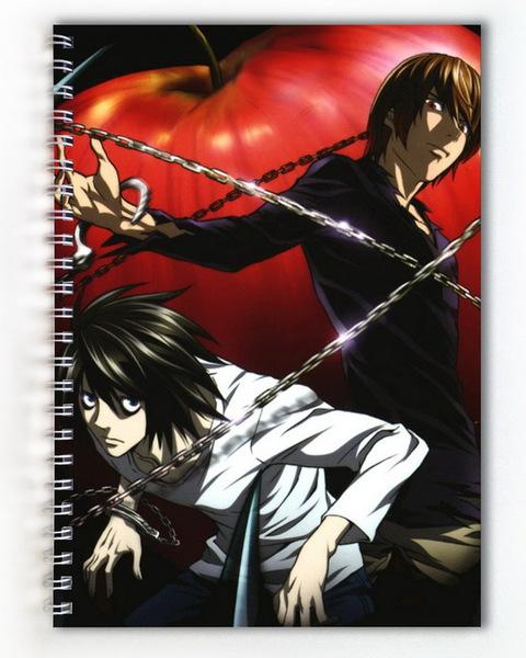 Тетрадь Тетрадь смерти/Death Note (2)