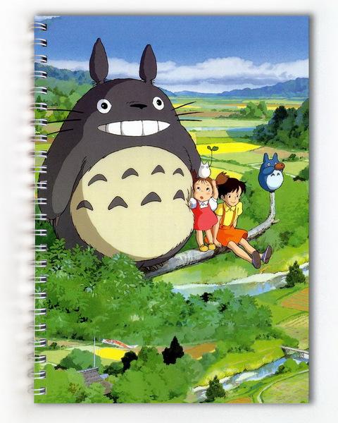 Тетрадь Тоторо/Totoro