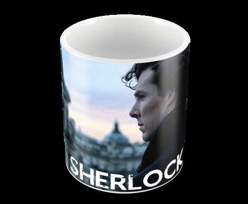 Кружка Шерлок/Sherlock(1)