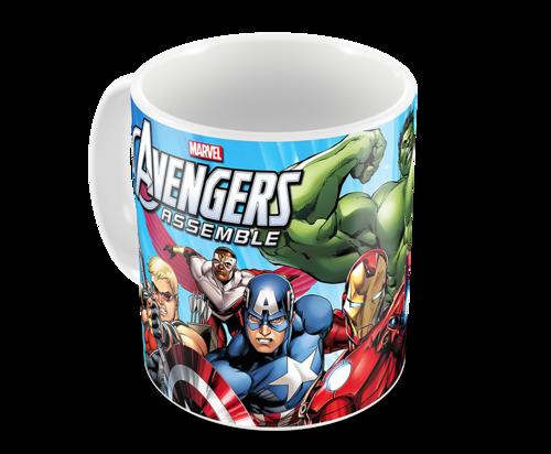 Кружка Мстители/The Avengers