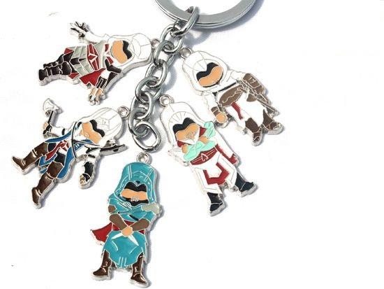 Брелок Assassins Creed