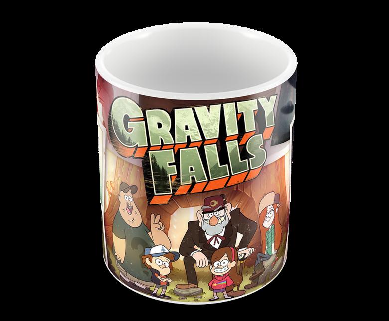 Кружка Гравити Фолз/Gravity Falls