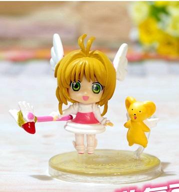 Фигурка Сакура - собирательница карт/Cardcaptor Sakura (02)