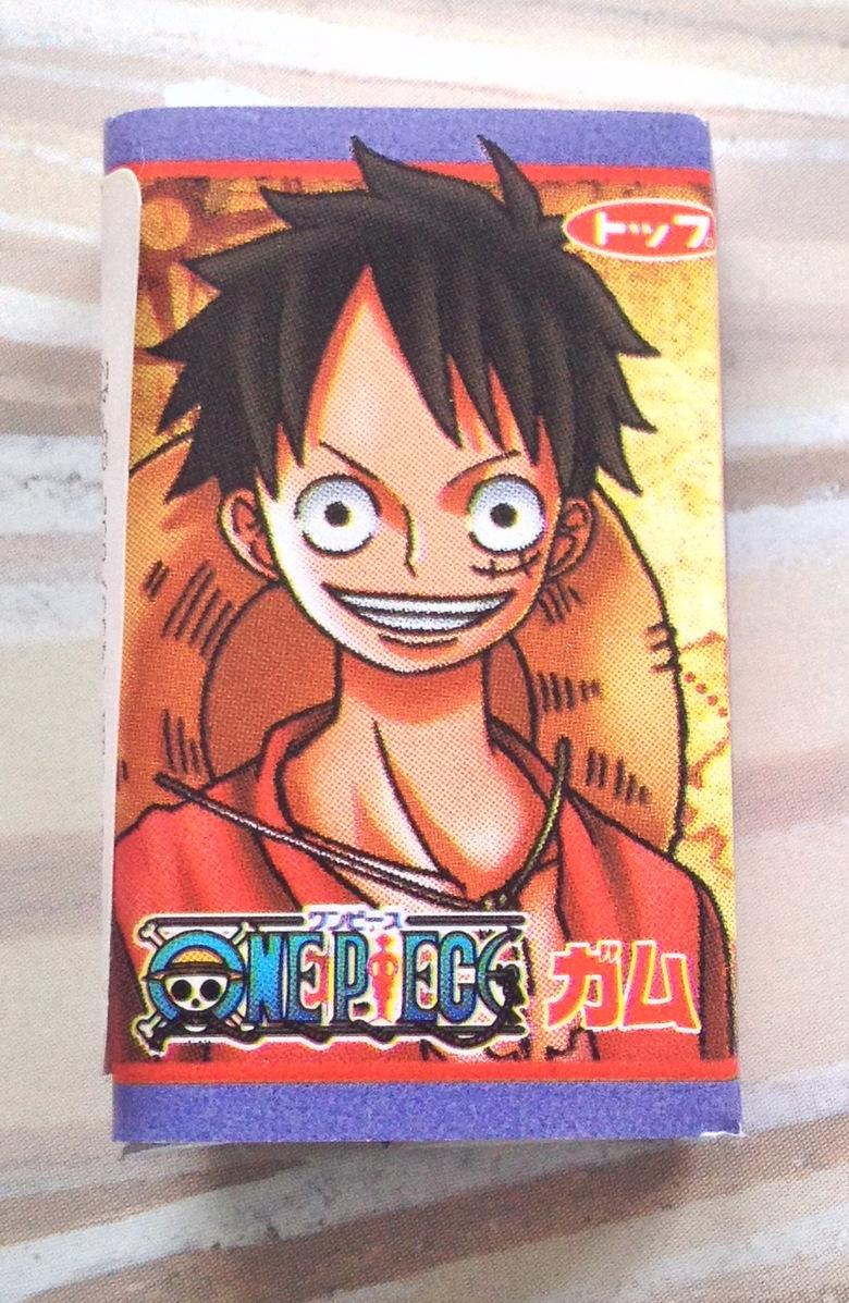 Жевательная резинка Ван Пис/One Piece