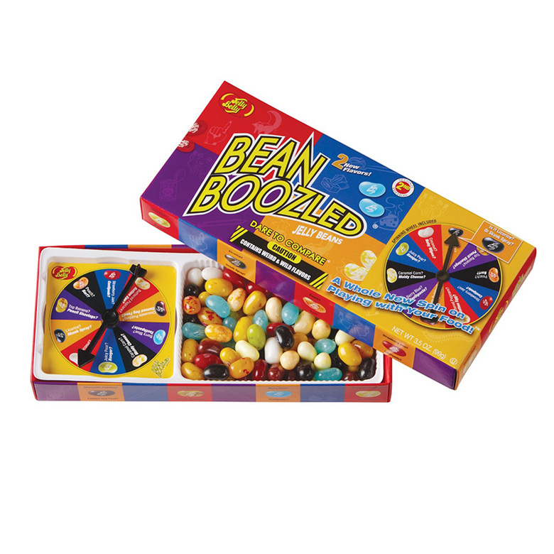 Сладости Jelly Belly Jelly Belly Bean Boozled Game