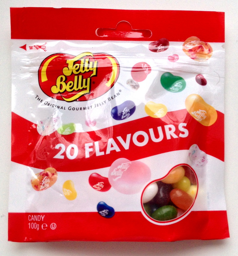 "������� Jelly Belly ""������� 20 ������"""