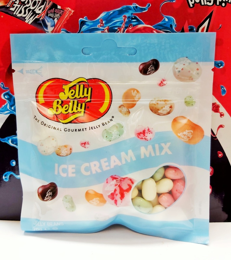 "Конфеты Jelly Belly ""Ассорти мороженое"""