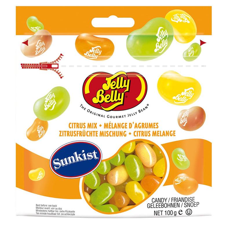 "Конфеты Jelly Belly ""цитрусовое ассорти"""