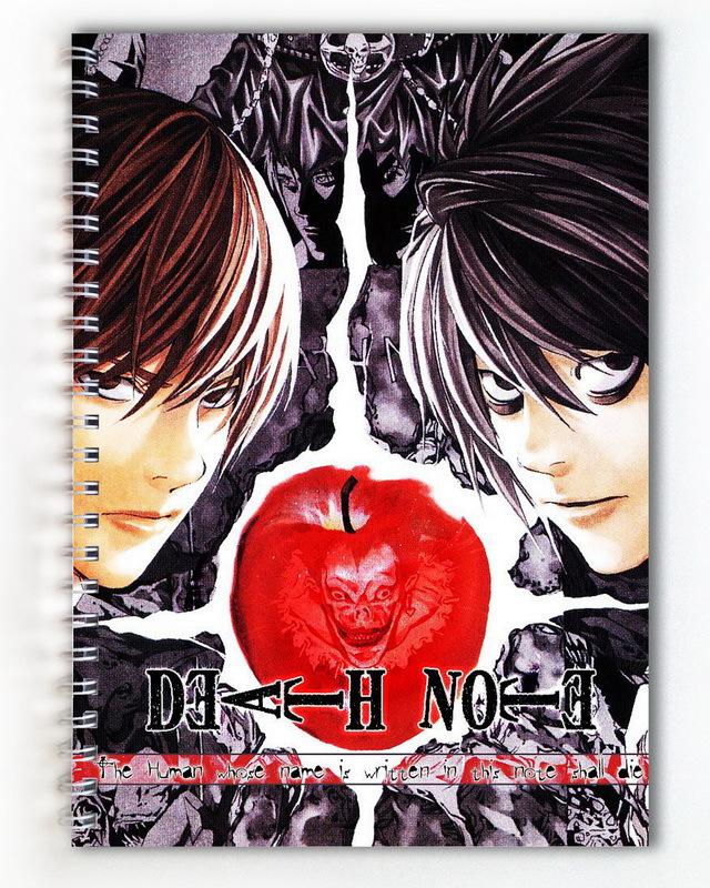 Тетрадь Тетрадь смерти/Death Note (1)