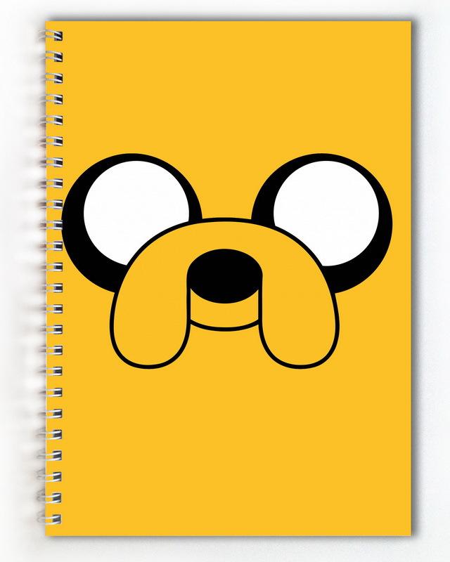 Тетрадь Время приключений/Adventure Time (1)