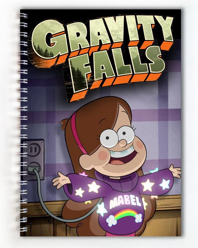 Тетрадь Гравити Фолз/Gravity Falls (5)