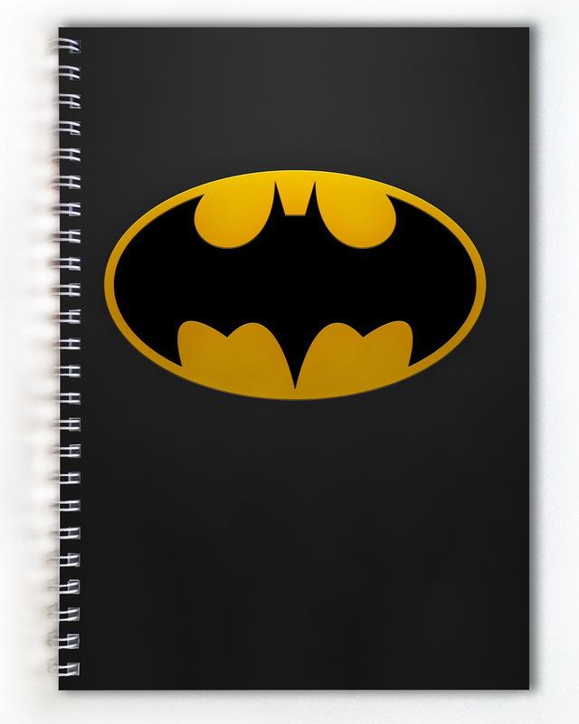 Тетрадь Бэтмен/Batman
