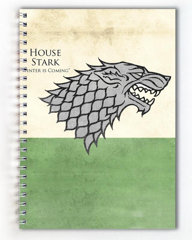 Тетрадь Игра престолов/Game of Thrones