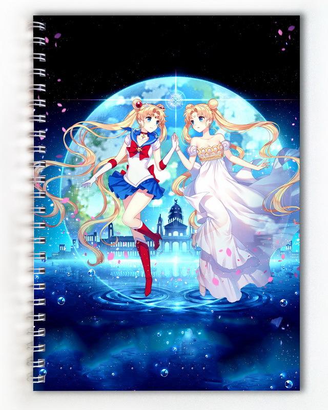 Тетрадь Сейлор Мун/Sailor Moon