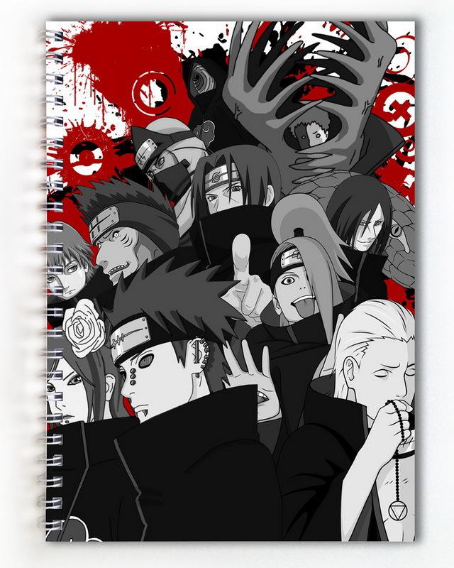 Тетрадь Наруто/Naruto