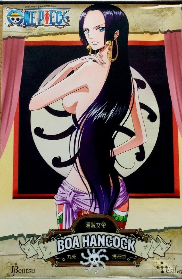 Тканевый плакат Ван Пис/One Piece (3)