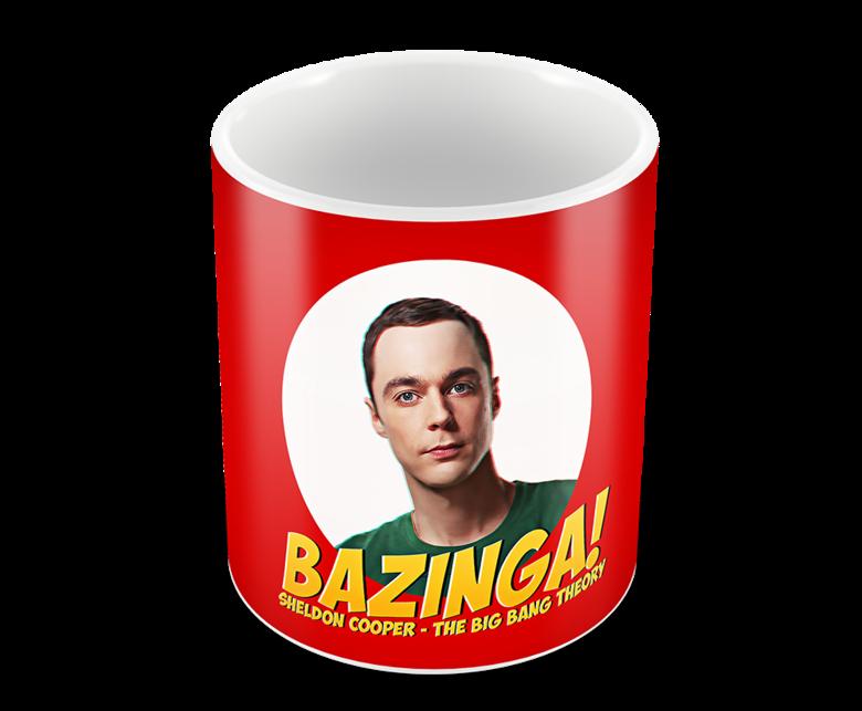 Кружка Теория Большого взрыва/The Big Bang Theory (1)