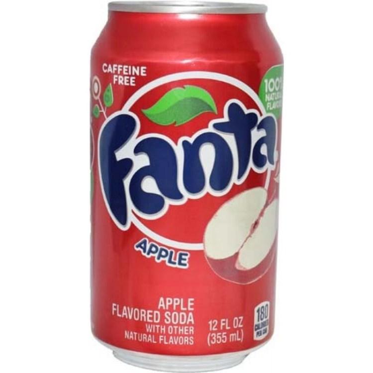 """Fanta """"Яблоко"""""""