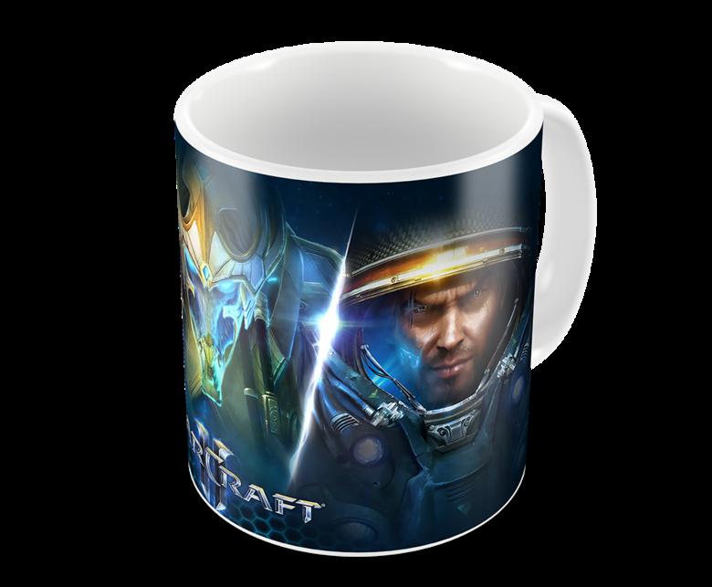 Кружка StarCraft