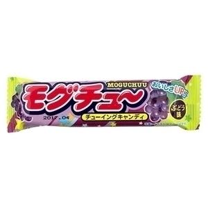 """Жевательная конфета """"Могу Чу"""" со вкусом винограда"""