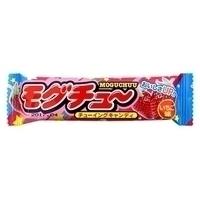 """Жевательная конфета """"Могу Чу"""" со вкусом клубники"""