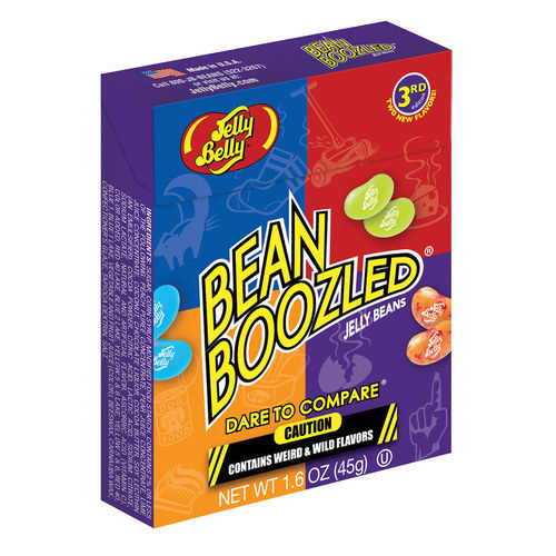 Jelly Belly Bean Boozled в коробочке