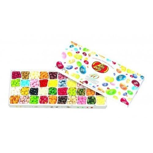 """Подарочная коробка Jelly Belly """"Ассорти 40 вкусов"""""""