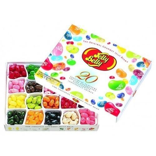 """Подарочная коробка Jelly Belly """"Ассорти 20 вкусов"""""""