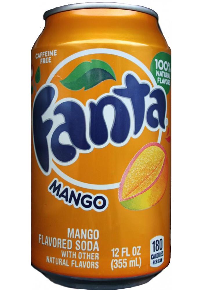 Fanta Манго