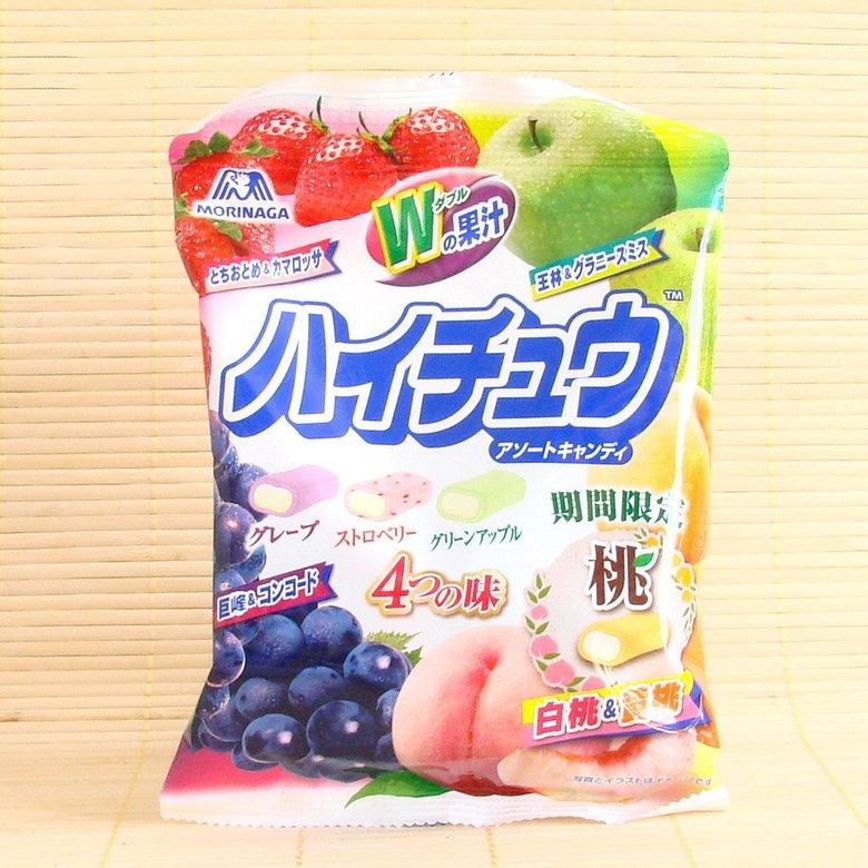 Жевательные конфеты Hi-Chew фруктовое ассорти