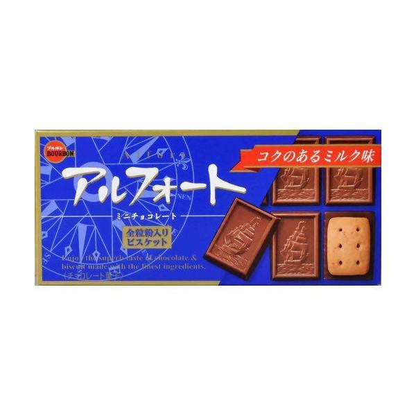Печенье Bourbon покрытое молочным шоколадом