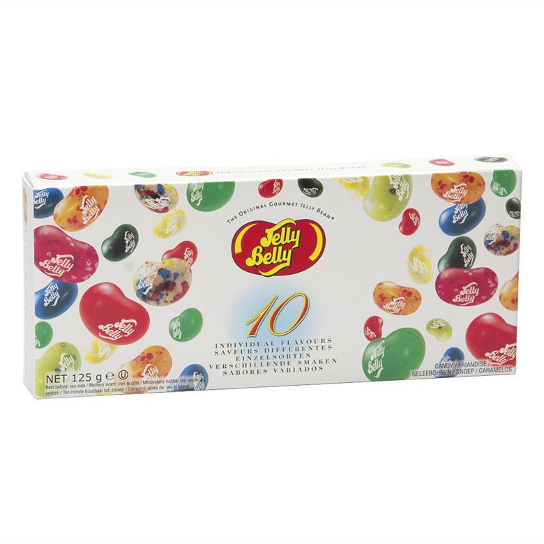 """Подарочный набор Jelly Belly """"ассорти 10 вкусов"""""""