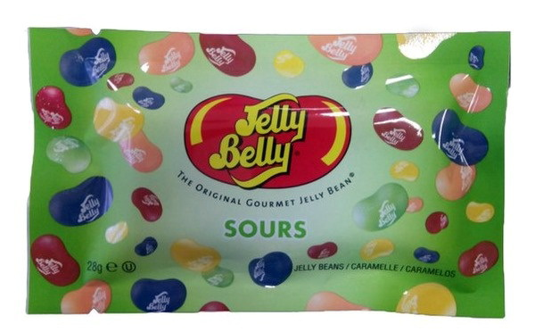 "Jelly Belly Конфеты Jelly Belly ""Кислые фрукты"" (1)"