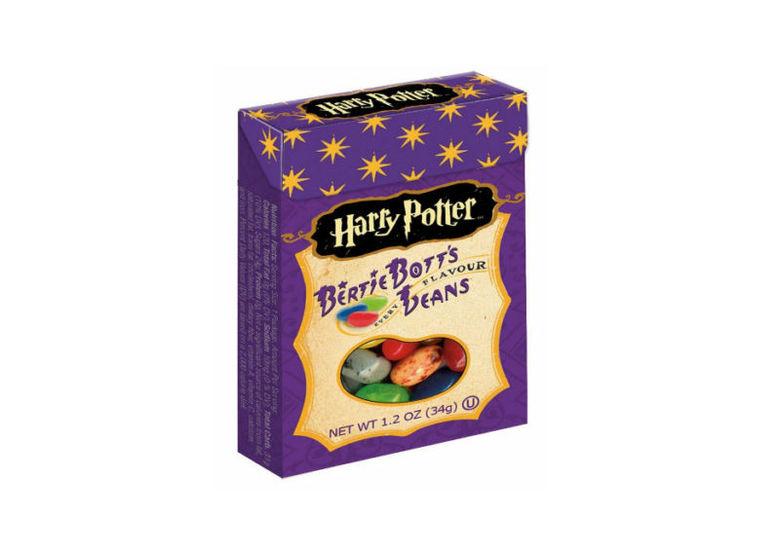 Сладости Jelly Belly Конфеты Bertie Botts Beans Jelly Belly (Гарри Поттер) в коробочке