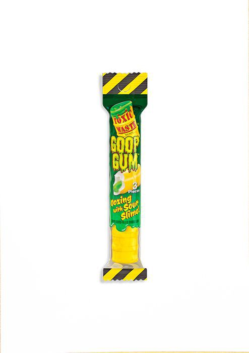 """Жевательная резинка Toxic Waste """"Goop Gum"""""""